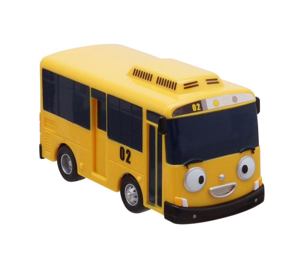 Маленький автобус Тайо - Лэни - Mир Kорейских Tоваров