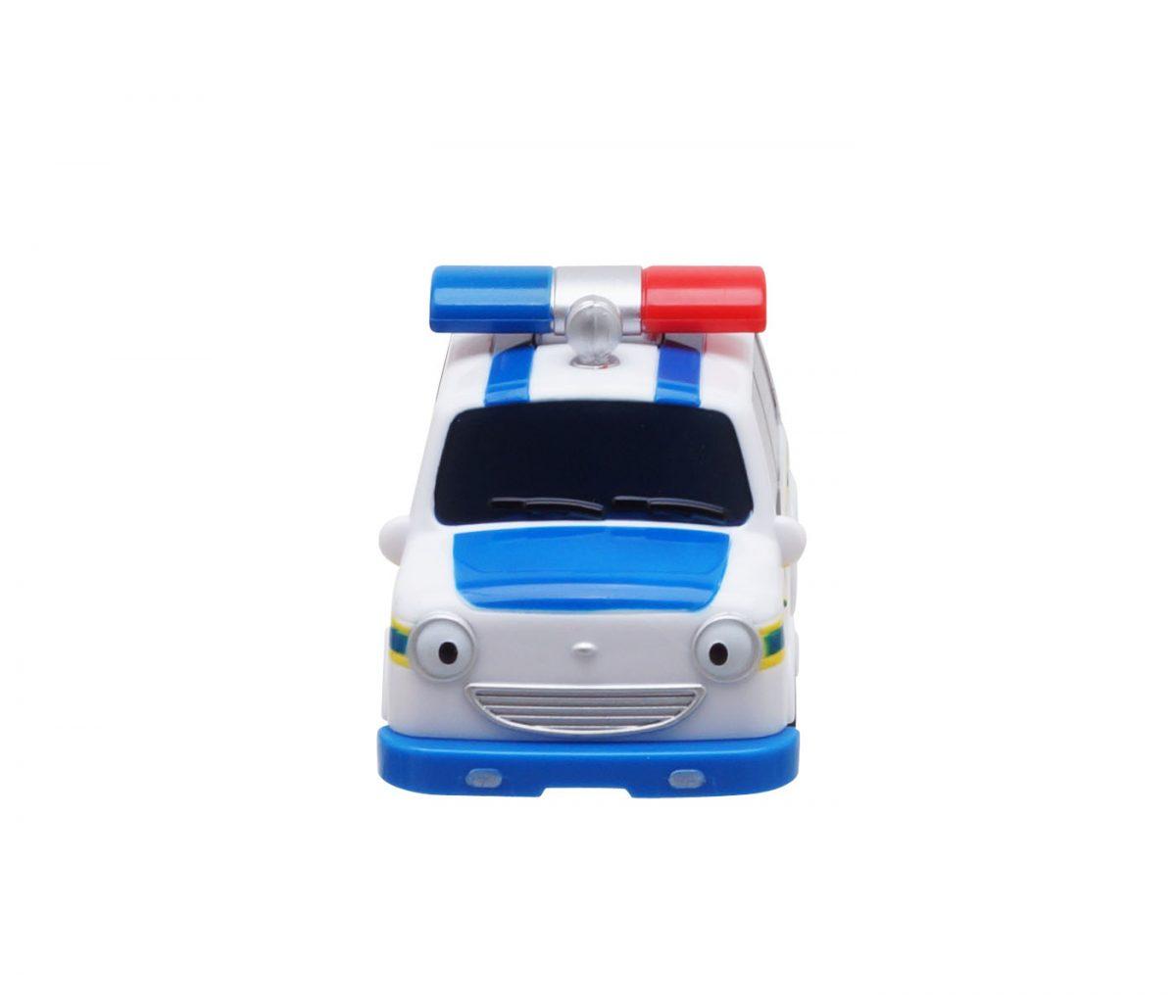 Маленький автобус Tайо- Пэт.