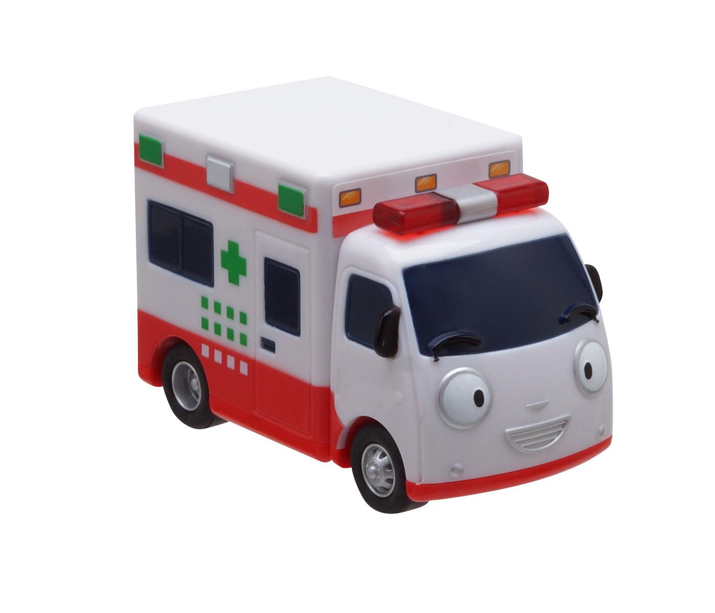 Маленький автобус Тайо - Элис. - Mир Kорейских Tоваров