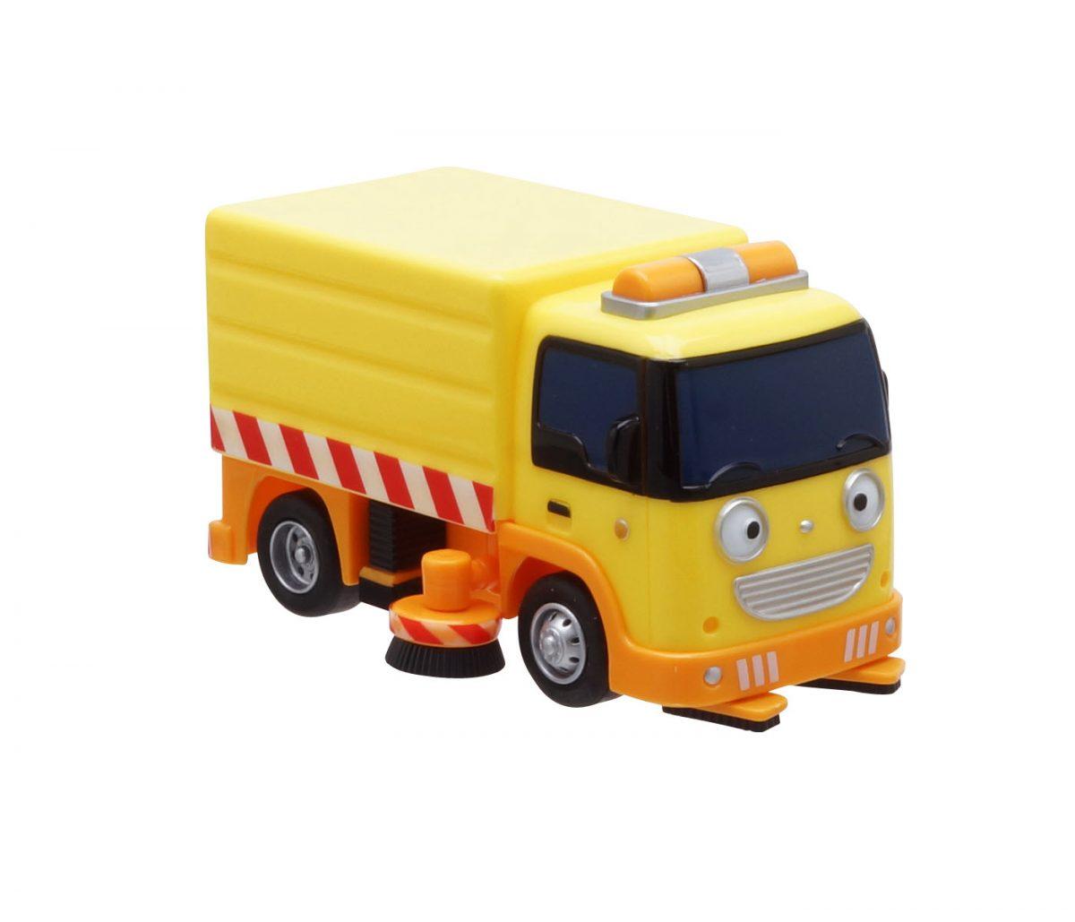 Маленький автобус Тайо - Раби