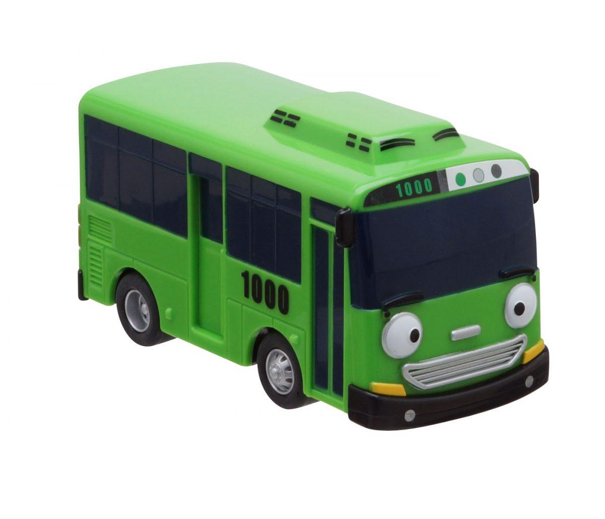 Маленький автобус Тайо – Роги