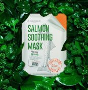 Успокаивающая Лососевая маска Salmon soothing mask от Foreverskin