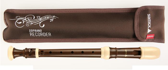 Блок-флейта samick SRB-14W