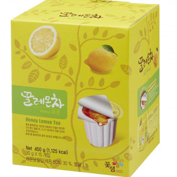 Медово-лимонный чай Honey lemon tea