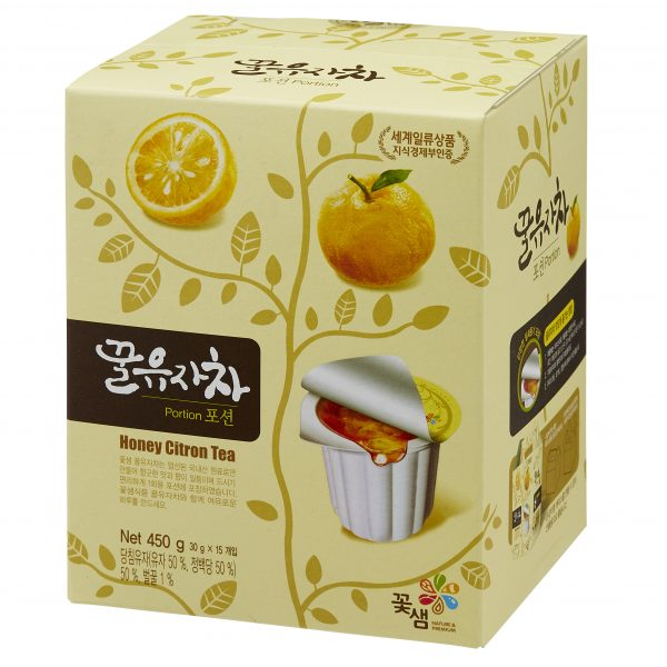 Медово-цитрусовый чай Honey citron tea
