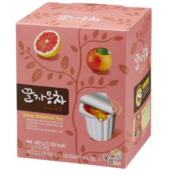 Медово-грейпфрутный чай Honey grapefruit tea