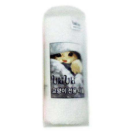 Полотенца из микрофибры для кошек от UkiUki