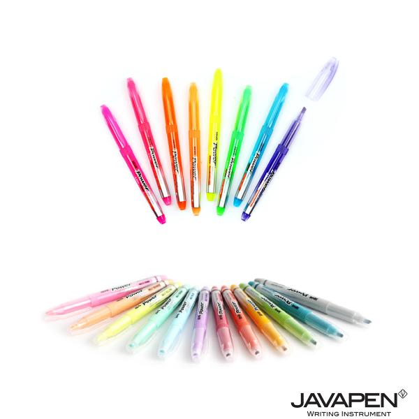 Набор текстовыделителей «Рower Line» от Javapen