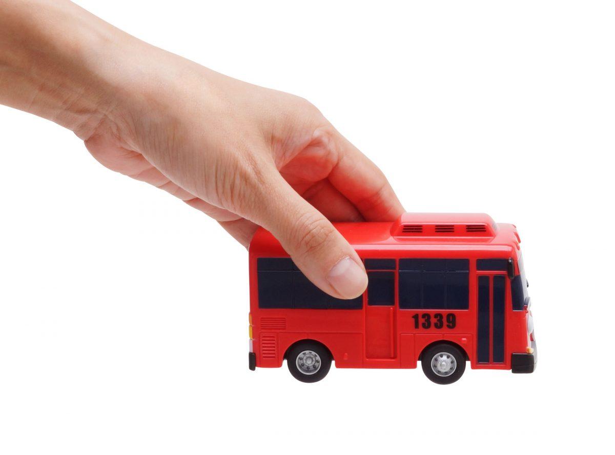 Маленький автобус Тайо - Гани.