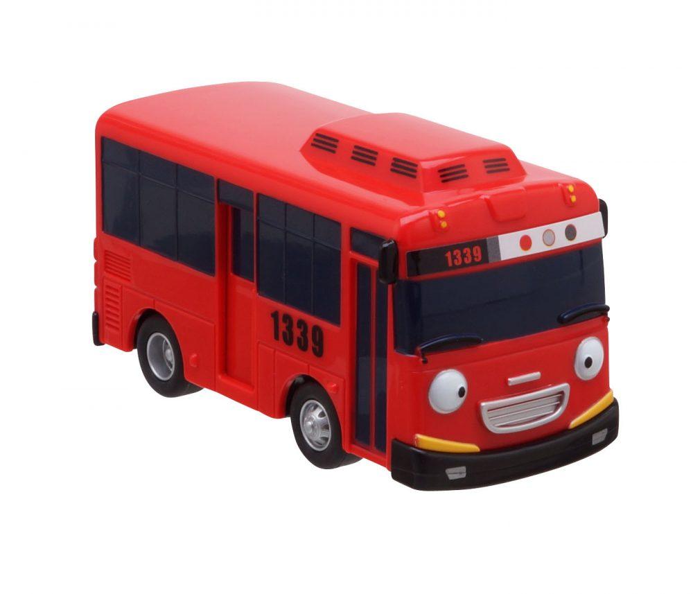 Маленький автобус Тайо - Гани - Mир Kорейских Tоваров