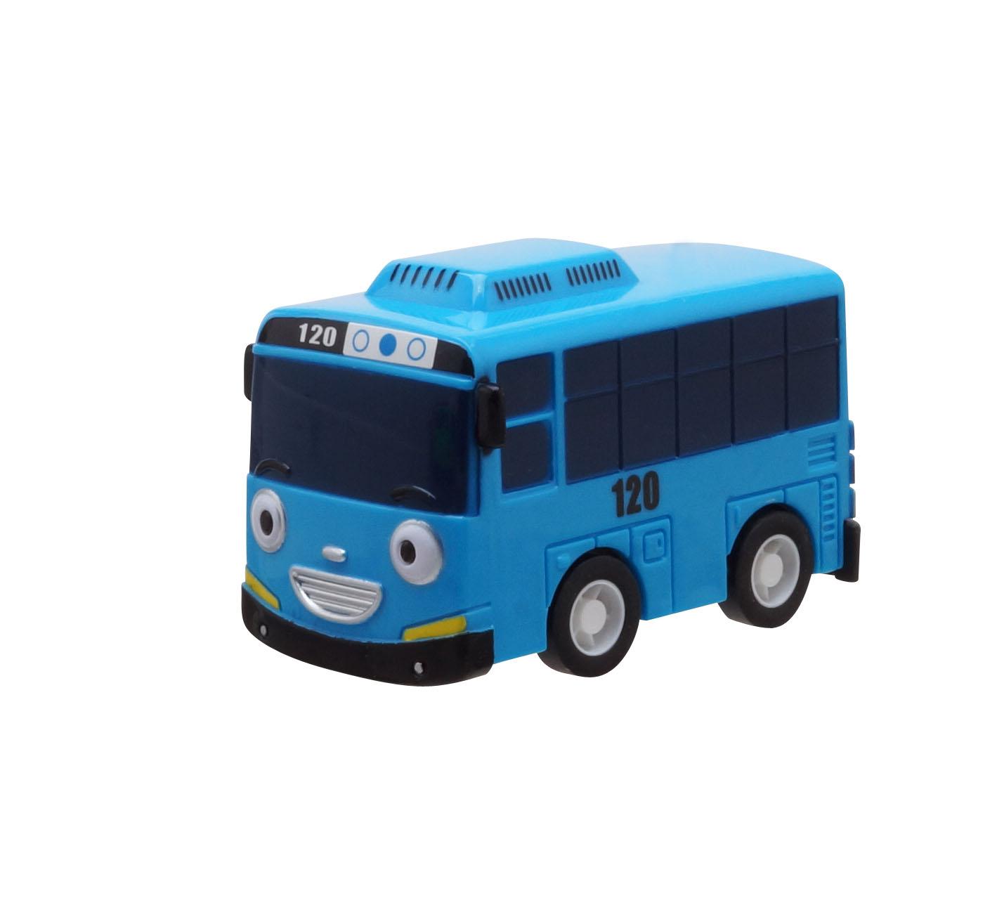 Маленький автобус Тайо - Тайо, Роги, Лэни, Гани и Ситу ...
