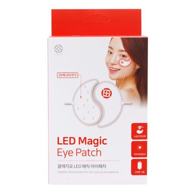 LED Magic патчи для глаз от Claigio (2)