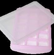 Контейнер для заморозки и хранения еды от JMGreen 1+1