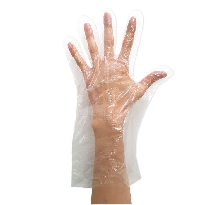 Одноразовые антибактериальные перчатки AddGreen