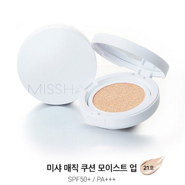 Previous product Next product missha Тональный крем-кушон Missha Magic Cushion Moist Up