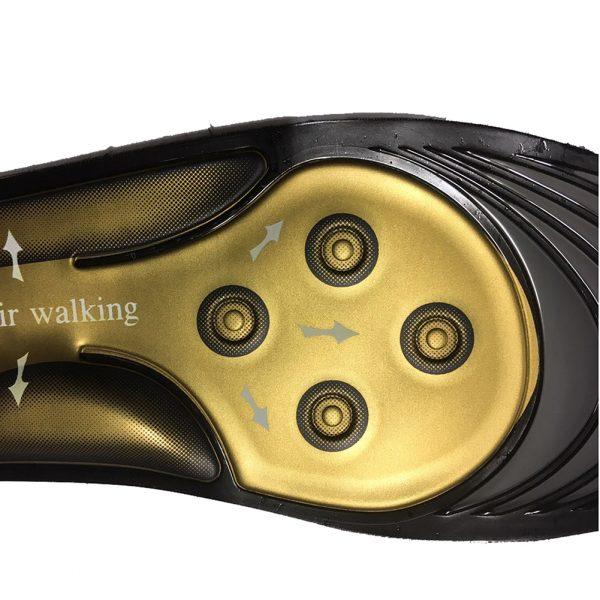 Ортопедические спортивные стельки AIR WALKING PUMP (мужские)