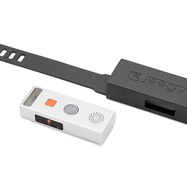 Противоугонная велосипедная сигнализация Bluetooth smart lock