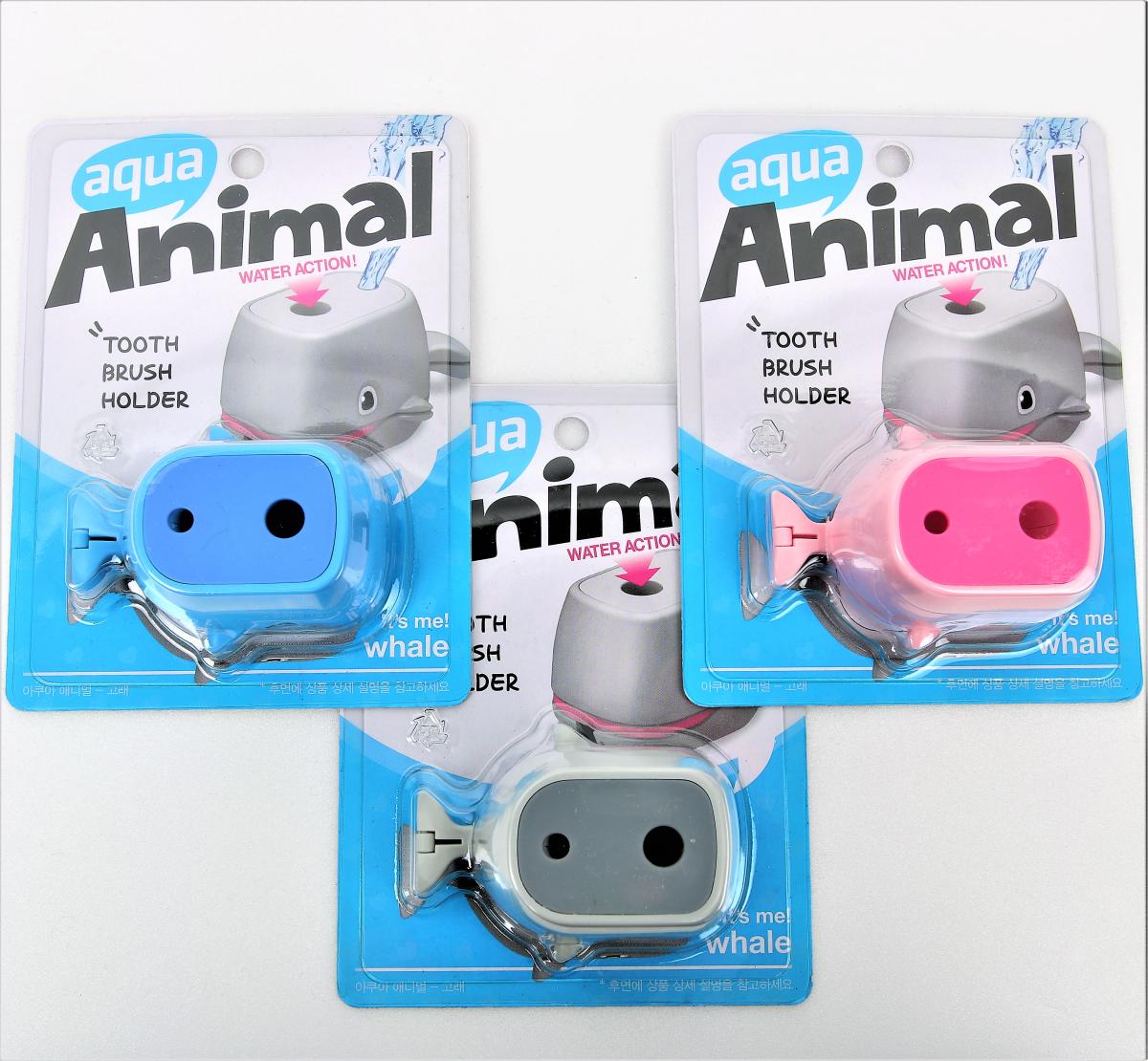 Защитный колпачок для зубной щетки + эжектор AQUA ANIMAL