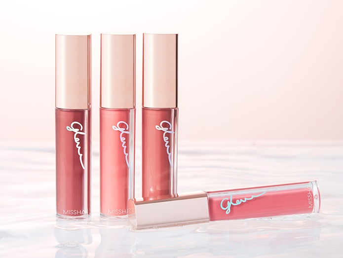 Румяна-блеск для губ 2-в-1 Missha Glow Lip Blush (8 оттенков)