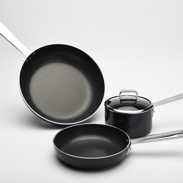 набор антипригарной посуды от silkway