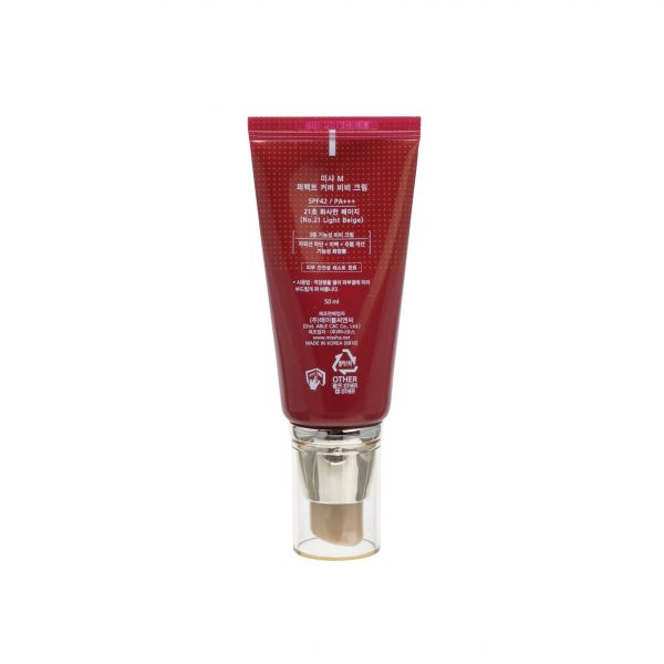 BB-Крем M Perfect Cover Missha SPF 42 PA+++(50ml)