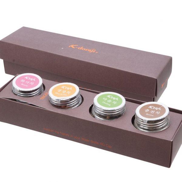 Капсулы для заварки холодного чая от K-Doraji