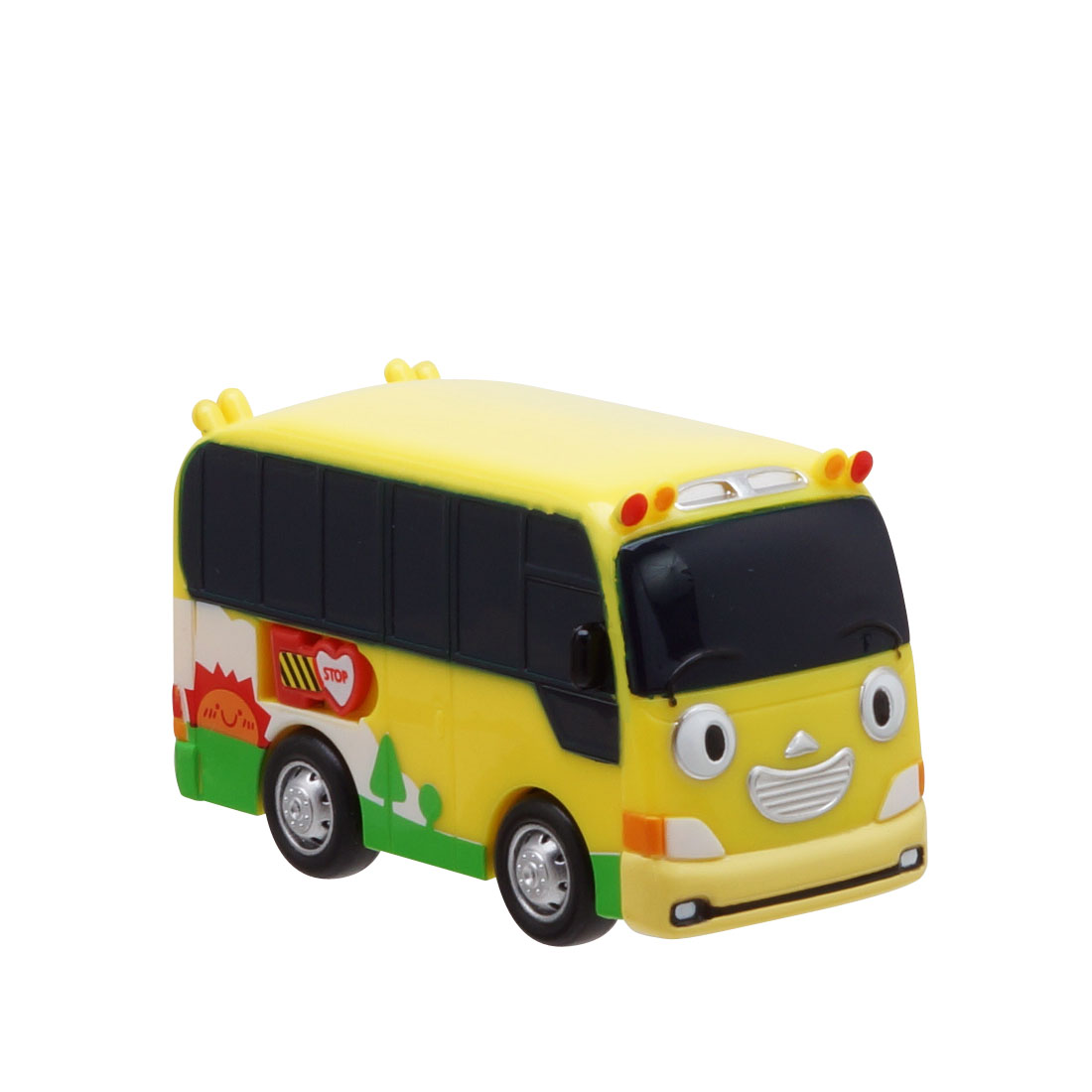 Киндер автобусы Тайо