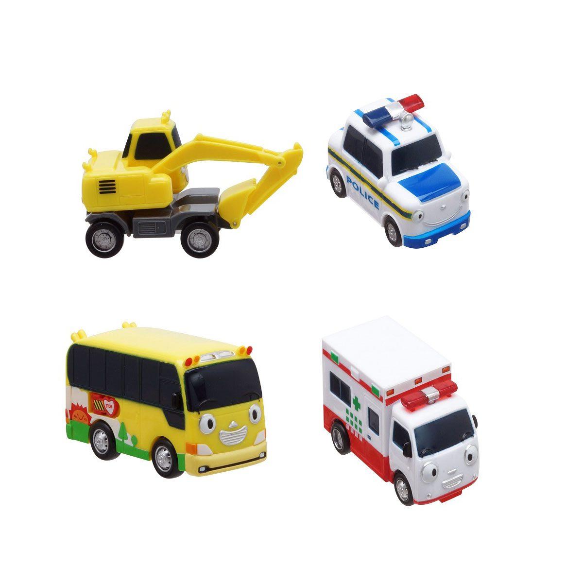 автобусы Тайо набор1