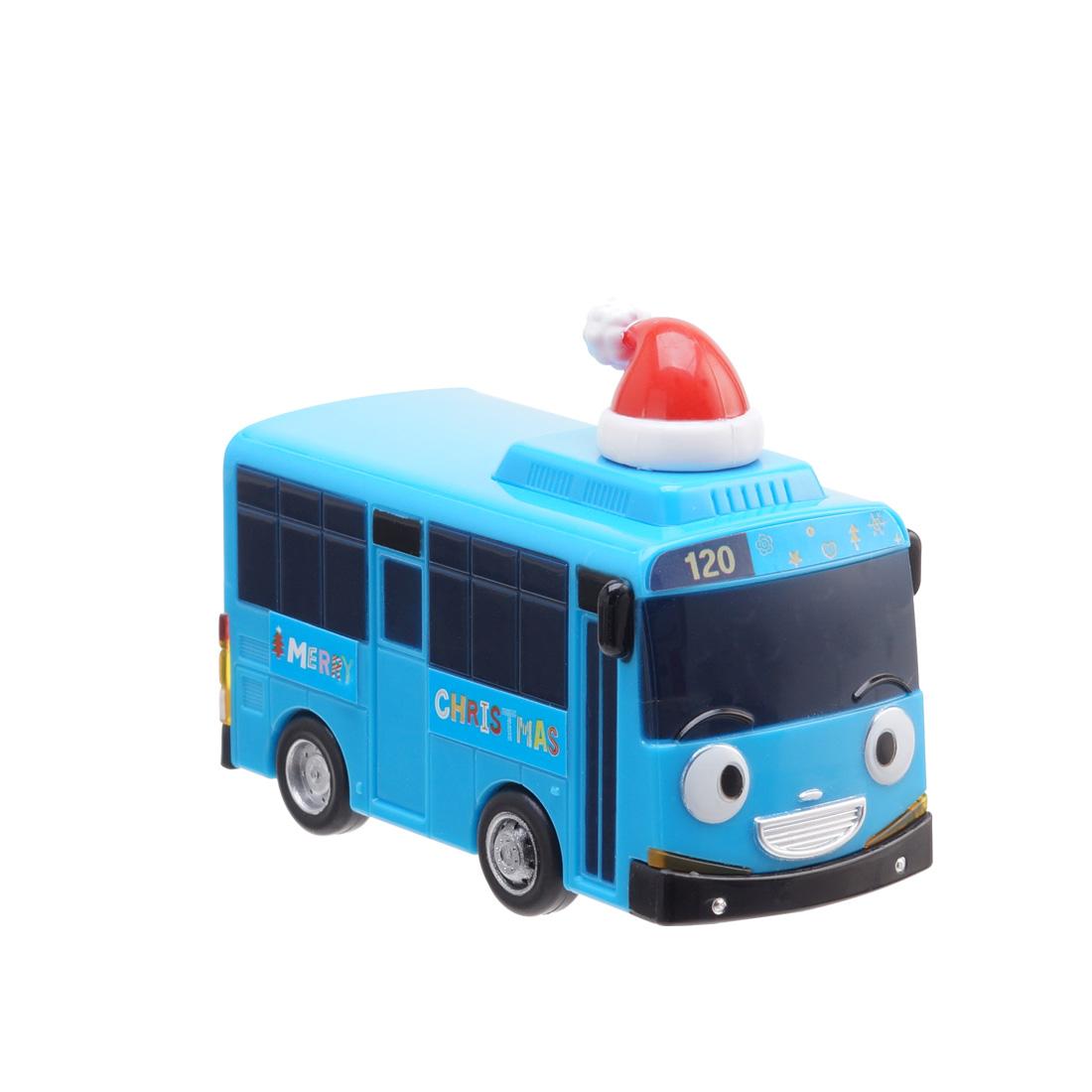 Тайо новогодний автобусы Тайо