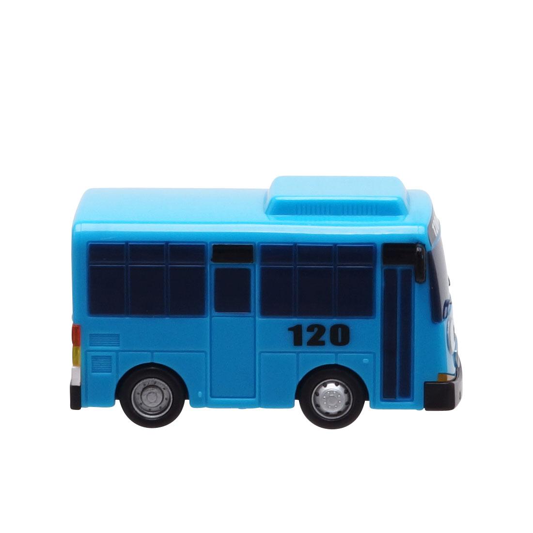 Тайо набор 4 автобуса