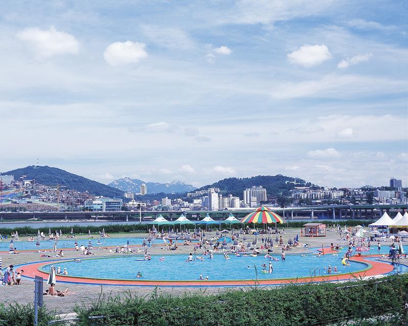 открытый бассейн ханган