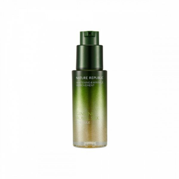 Ампульная эссенция NATURE REPUBLIC Ginseng Royal Silk Ampoule
