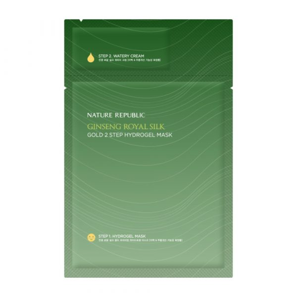 Гидрогелевая маска NATURE REPUBLIC Ginseng Hydrogel Mask