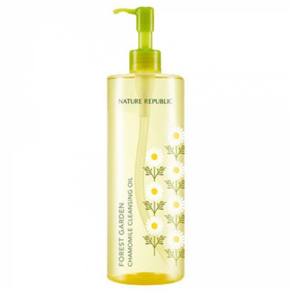 Гидрофильное масло NATURE REPUBLIC Forest Garden Chamomile Cleansing Oil