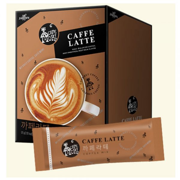 Кофе JARDIN Coffe Latte Cafe MORI
