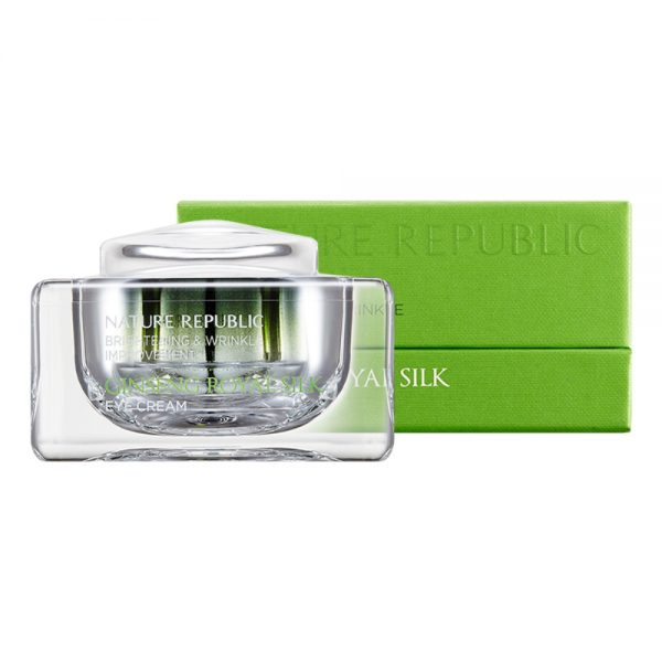 Крем для глаз NATURE REPUBLIC Ginseng Royal Silk Eye Cream