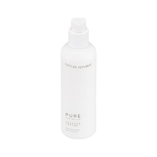 Лосьон-эссенция для чувствительной кожи NATURE REPUBLIC Pure Bud Relief Essence Lotion