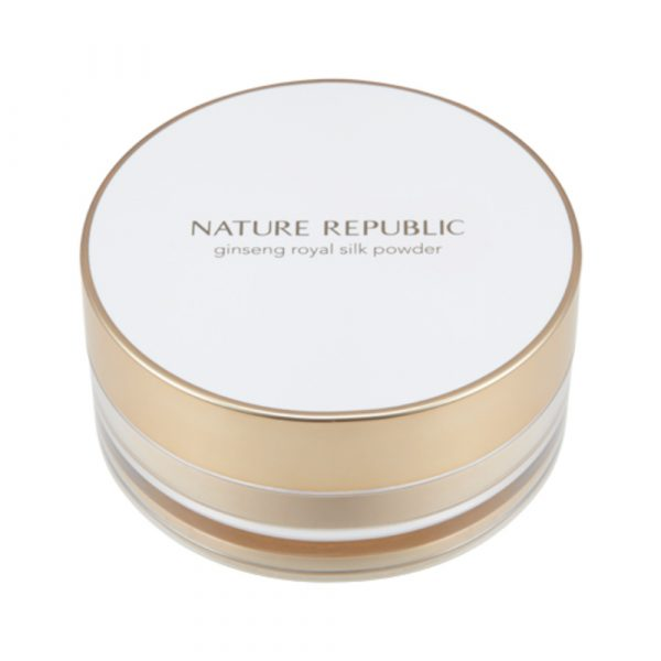 Пудра NATURE REPUBLIC Ginseng Royal Silk Powder