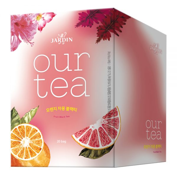 Чай JARDIN OUR TEA Grapefruit Black