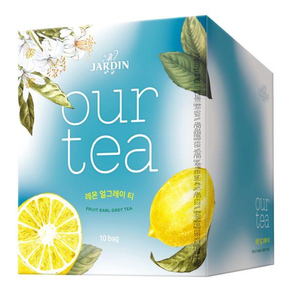 Чай JARDIN OUR TEA LEMON EARL GREY TEA