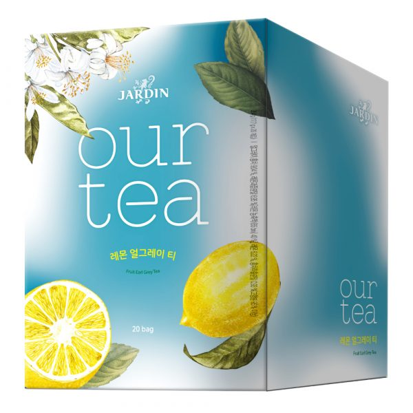 Чай JARDIN OUR TEA LEMON EARL GREY TEA