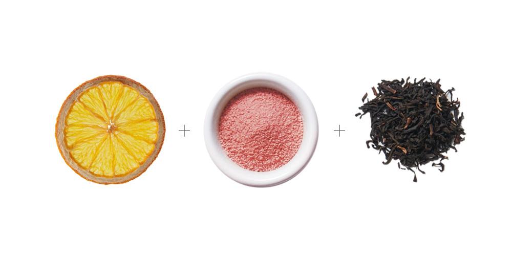 Чай JARDIN Our Tea ORANGE GRAPEFRUIT