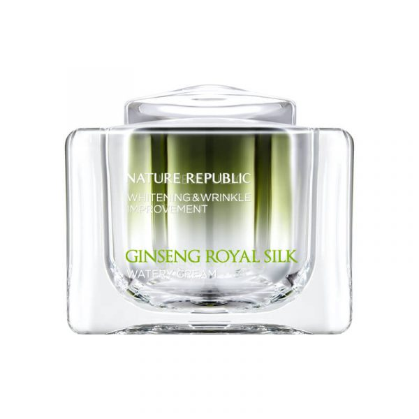 Ginseng Royal Silk Watery Cream