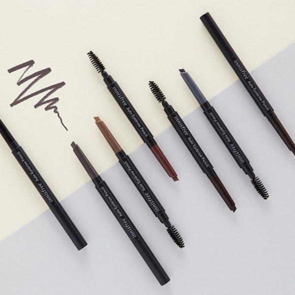 Автоматический карандаш innisfree Auto eyebrow pencil