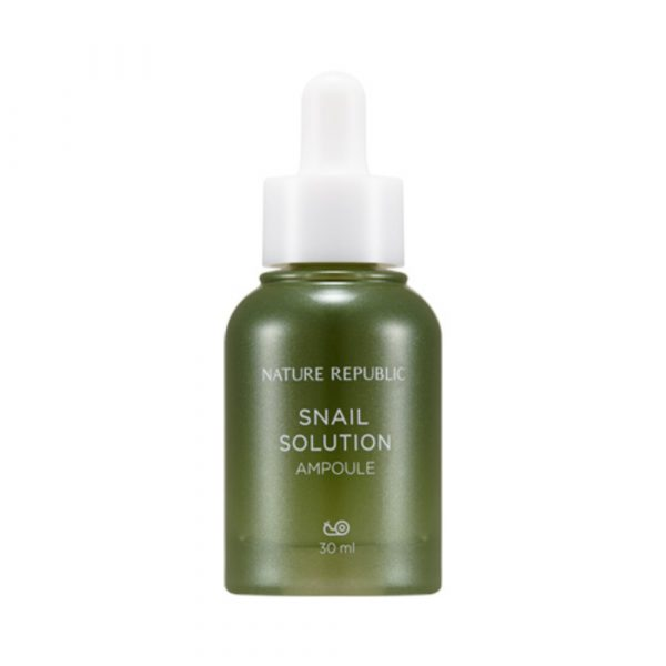 Ампульная сыворотка NATURE REPUBLIC SNAIL SOLUTION AMPOULE