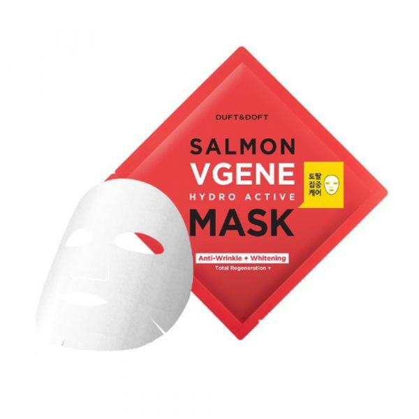 Антивозрастная маска DUFT&DOFT SALMONVGENE HYDRO ACTIVE