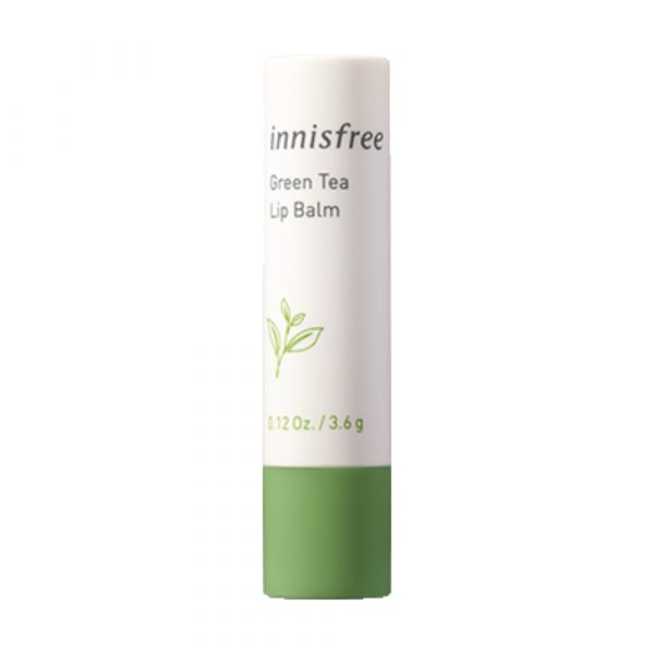 Бальзам для губ innisfree Green Tea Lip Balm