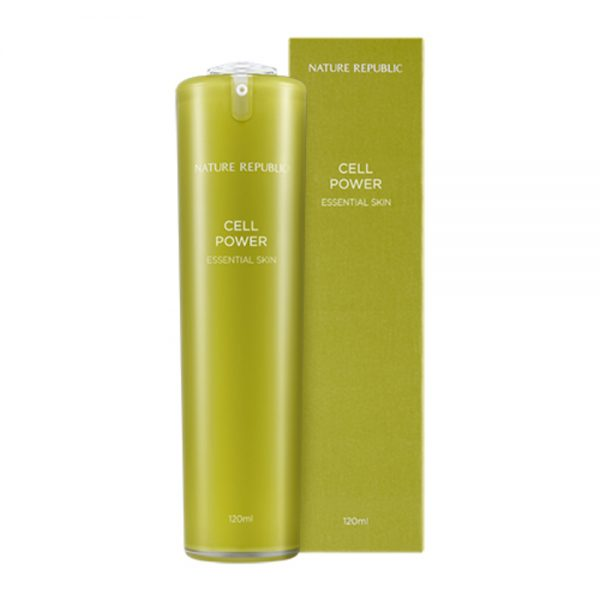 Интенсивый тонер NATURE REPUBLIC CELL POWER ESSENTIAL TONER