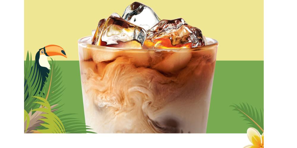 Кофе микс JARDIN caramel macchiato