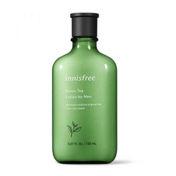 Лосьон для мужчин innisfree Green tea lotion for men